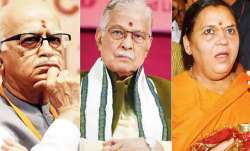 Babri Verdict: BJP leaders LK Advani, MM Joshi, Uma Bharti unlikely to be present in court