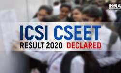 ICSI Result 2020 declared