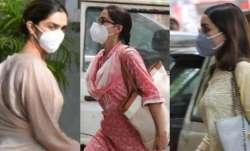 NCB interrogates Deepika Padukone, Shraddha Kapoor, Sara Ali Khan
