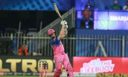 Live Score Rajasthan Royals vs Kings XI Punjab IPL 2020: Smith, Samson lead RR chase