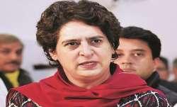 You are accountable for safety of women in UP: Priyanka Gandhi to Yogi Adityanath