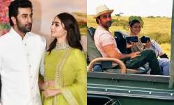 Happy Birthday Ranbir Kapoor: 10 pics of 'Barfi' actor with Alia Bhatt prove the two are meant for e