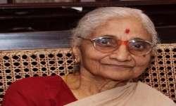 External Affairs Minister S Jaishankar's mother Sulochana Subrahmanyam dies