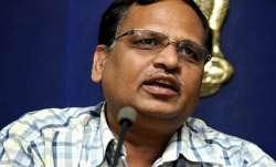 Delhi health minister, coronavirus