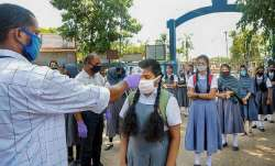 Punjab allows class 9-12 students to visit schools on voluntary basis with written consent from pare