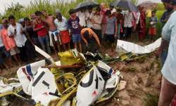 UP aircraft crash