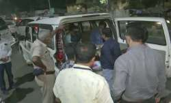 Bihar Election 2020, Bihar Elections, Congress Patna office