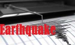 Earthquake hits Manipur