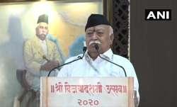 Mohan bhagwat india china, mohan bhagwat dussehra address, mohan bhagwat dussehra vijay dashmi,