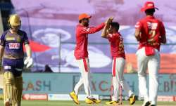 Kings XI Punjab look for their fifth straight win