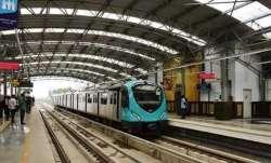 Pakistan metro