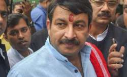 Manoj Tiwari/FILE