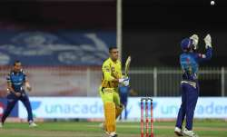 CSK skipper MS Dhoni
