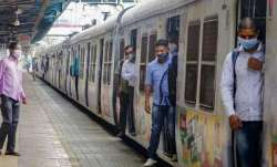 mumbai local trains coronavirus mask fine