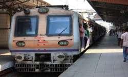Railways, Suburban train, Mumbai