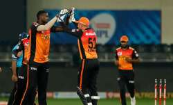 Live Score Rajasthan Royals vs Sunrisers Hyderabad IPL 2020: Uthappa departs early after SRH opt to