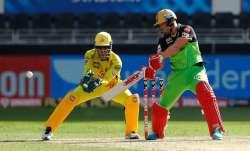Live Score Royal Challengers Bangalore vs Chennai Super Kings IPL 2020: Kohli, ABD rebuild RCB's inn