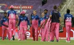 Live Score Rajasthan Royals vs Mumbai Indians IPL 2020: Gopal's double whammy rocks MI