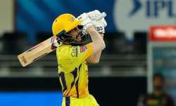 Live Score Chennai Super Kings vs Kolkata Knight Riders IPL 2020: Gaikwad, Rayudu stable in 172 chas
