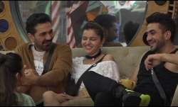 Bigg Boss 14: Abhinav and Rubina reveal secrets to their happy marriage in a discussion with Aly-Jas