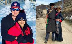 Instagram Trending: Preity Zinta's Thanksgiving celebration
