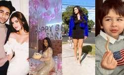 Insta Trending: Tara Sutaria & Sara Gurpal's birthday