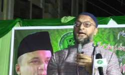 GHMC polls, Hyderabad, AIMIM, Asaduddin Owaisi, BJP