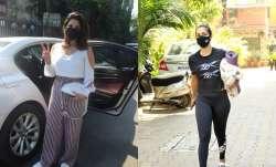 sunny leone malaika celebs spotted