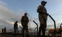 BSF officer martyred, ceasefire violation jammu kashmir poonch, poonch jammu kashmir, bsf officer,