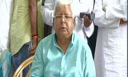 Lalu Prasad to be shifted to AIIMS-Delhi as health condition deteriorates