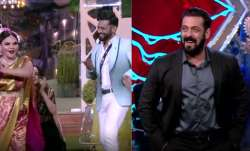Bigg Boss 14 Weekend Ka Vaar LIVE: Salman Khan to have fun-time with contestants; who will get evict