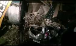 West Bengal: 13 killed in road accident due to fog in Jalpaiguri
