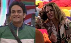 Bigg Boss 14: Rakhi, Arshi and others break down as Vikas Gupta exits the show again