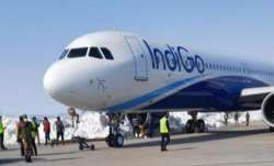 Indigo flight close shave, indigo flight srinagar airport, indigo flight srinagar delhi, indigo flig