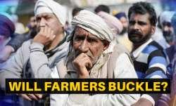 farmers centre talks