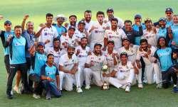 India beat Australia by 3 wickets at Gabba to win series 2-1, retain Border-Gavaskar Trophy