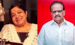 KS Chithra given Padma Bhushan, posthumous Padma Vibhushan for S P Balasubramaniam