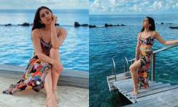 Sara Ali Khan treats fans to exotic pictures from her Maldives vacation