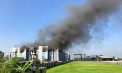 Serum Institute fire, SII fire latest update, adar poonawalla, uddhav thackeray