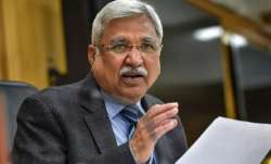Those voters excluded from NRC can vote in Assam: CEC Sunil Arora