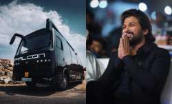 Telugu actor Allu Arjun's caravan 'Falcon' meets with an accident: Report