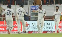 India beat England by 10 wickets