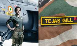 Kangana Ranaut to play a Sikh soldier in Tejas
