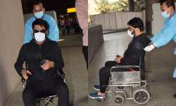 Viral video captures wheelchair-bound Kapil Sharma hurling 'abuse' at photographers