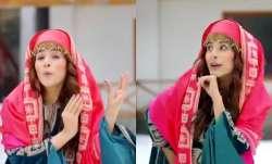 VIDEO: Shehnaaz Gill dances on Preity Zinta-Hrithik Roshan's song 'Bumbro' in Kashmir & leaves fans