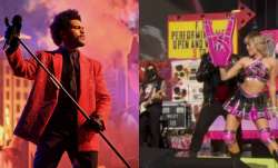 2021 Super Bowl: The Weeknd, Miley Cyrus & others light up Halftime Show with powerful performances