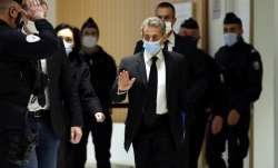 France's former President Nicolas Sarkozy convicted of