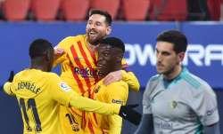 barcelona, atletico madrid, osasuna, lionel messi, la liga