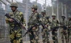 BSF jawan killed, 4 injured in firing accident at practice range: Police
