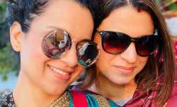 Bollywood actress Kangana Ranaut on Tuesday approached the Supreme Court seeking the transfer of thr
